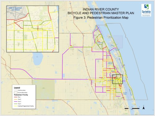 Indian river county mpo bicycle and pedestrian planning the indian river county bicycle and pedestrian planning establishes the blueprint for bicycle and pedestrian facility construction and programs development malvernweather Image collections